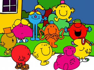 Mr Men and Little MissS