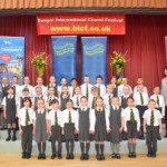 Ballyholme Primary School 8 years & under choir