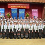 Ballyholme Primary School Winner over 30 singers
